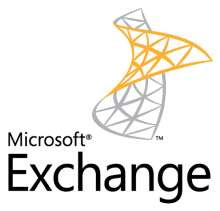Logo for Microsoft Exchange Server