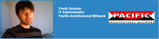 Pacific Architectural Millwork