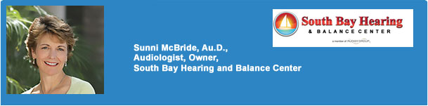 Sunni McBride Audiologist South Bay Hearing