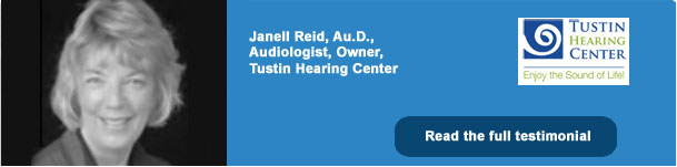 Janell Reid Audiologist Tustin Hearing